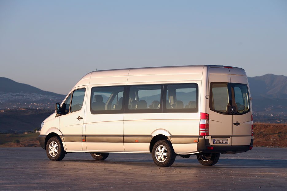 People Van Rental Constanta